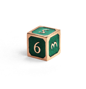 D6 Emerald Copper